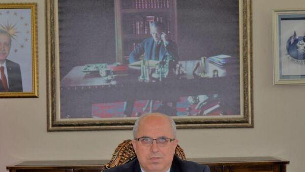 Yayladağı İlçe Belediye Başkanı Mustafa Sayın - Sputnik Türkiye