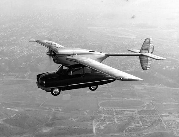 Uçan arabalar - Sputnik Türkiye