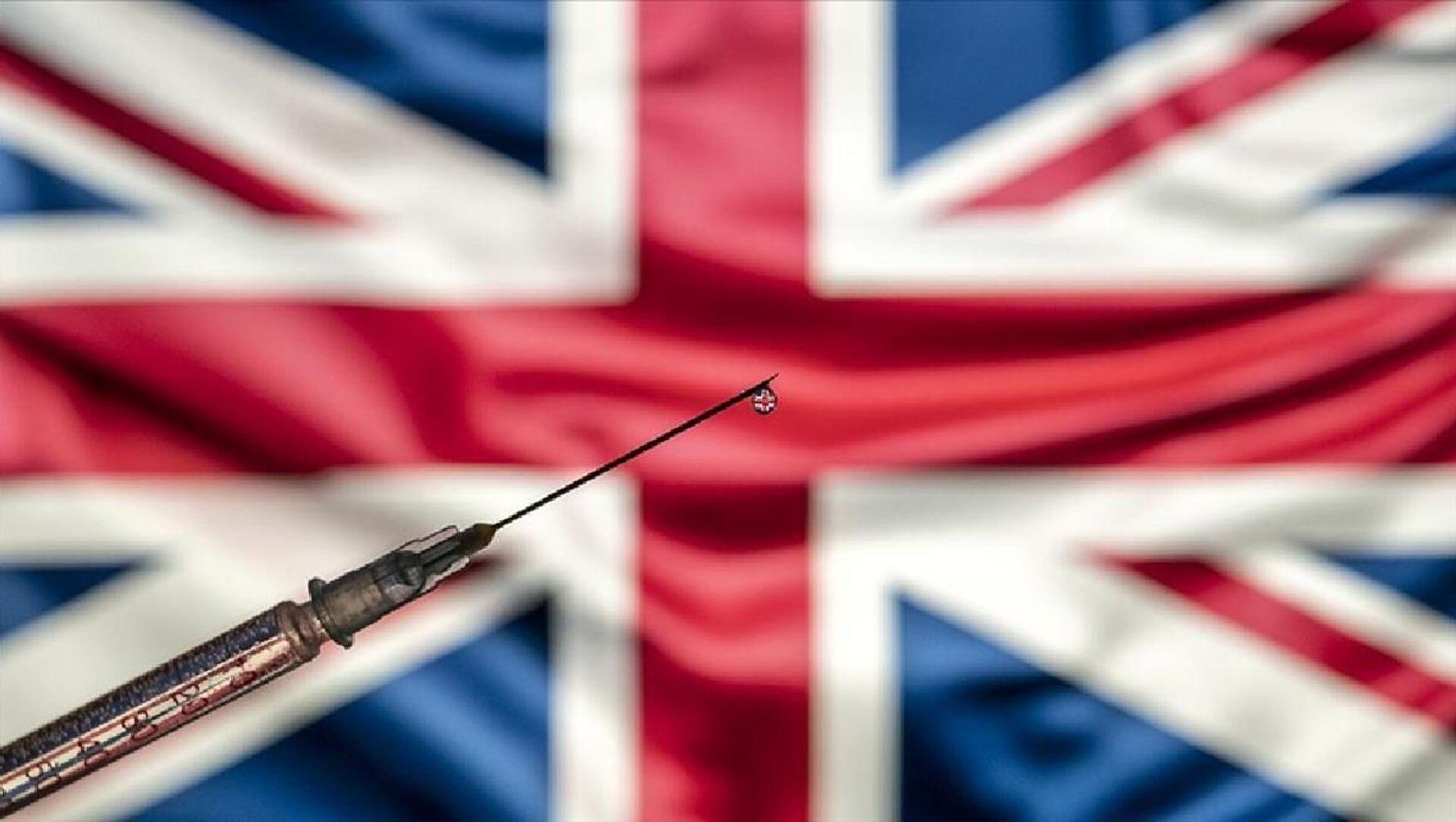 İngiltere-koronavirüs aşısı-aşılama - Sputnik Türkiye, 1920, 09.04.2021