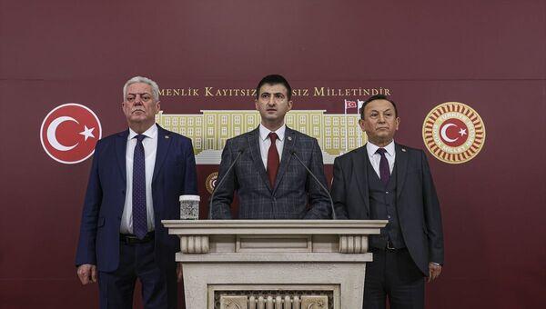 istifa eden CHP'li vekiller - Sputnik Türkiye