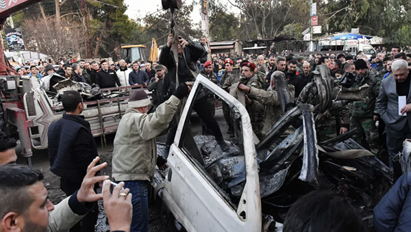 Afrin'deki saldırı - Sputnik Türkiye