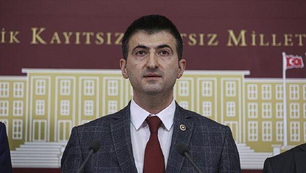 Mehmet Ali Çelebi - Sputnik Türkiye