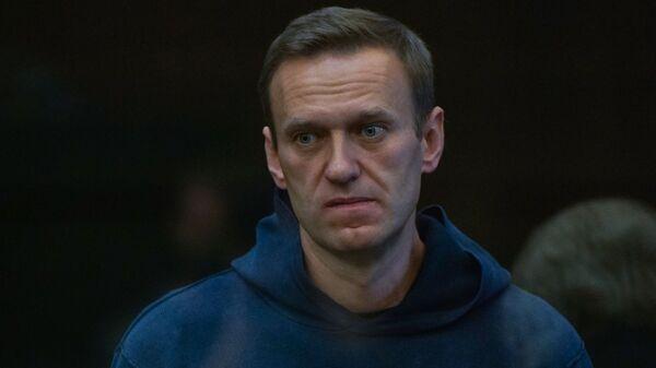 Aleksey Navalnıy - mahkeme - duruşma - Sputnik Türkiye
