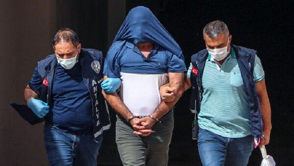 Eski Özel Harekat Polisi Hakan Balcı - Sputnik Türkiye