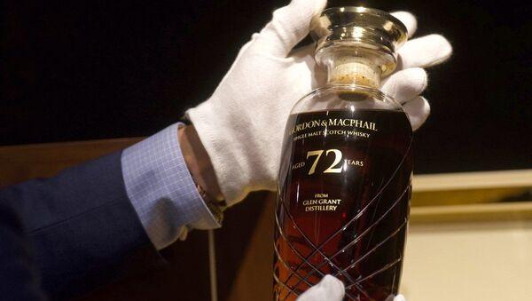'İlk İskoç viskisi 1505'te Aberdeen'de damıtılmış olabilir' - Sputnik Türkiye