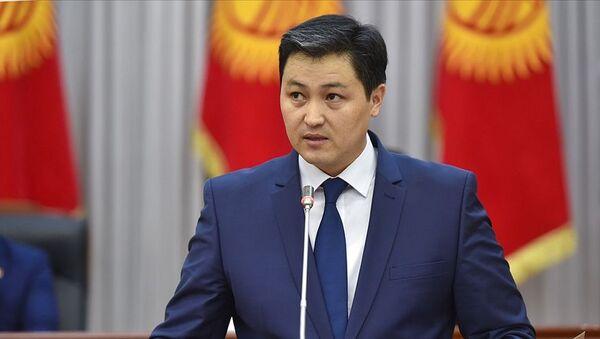 Ulubek Maripov - Sputnik Türkiye