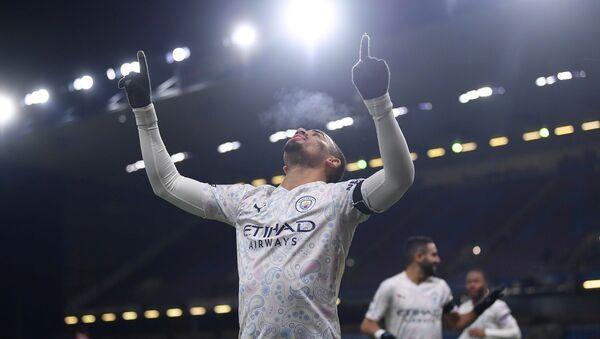 Manchester City - Burnley - Sputnik Türkiye
