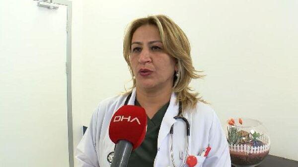 Sağlık Bakanlığı Koronavirüs Bilim Kurulu Üyesi Prof. Dr. Sema Turan, - Sputnik Türkiye