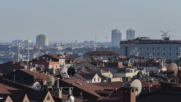 İstanbul - binalar - Sputnik Türkiye