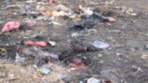 Diyarbakır, Çöp toplama merkezi - Sputnik Türkiye