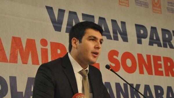 Özgür Bursalı - Sputnik Türkiye