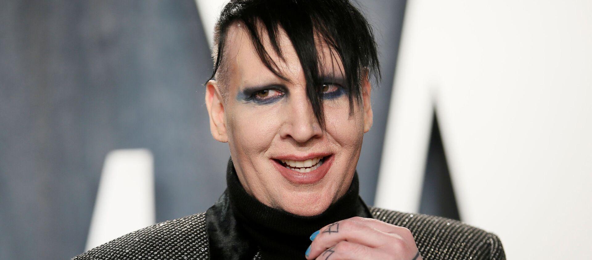 Marilyn Manson - Sputnik Türkiye, 1920, 05.02.2021