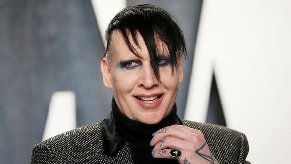 Marilyn Manson - Sputnik Türkiye
