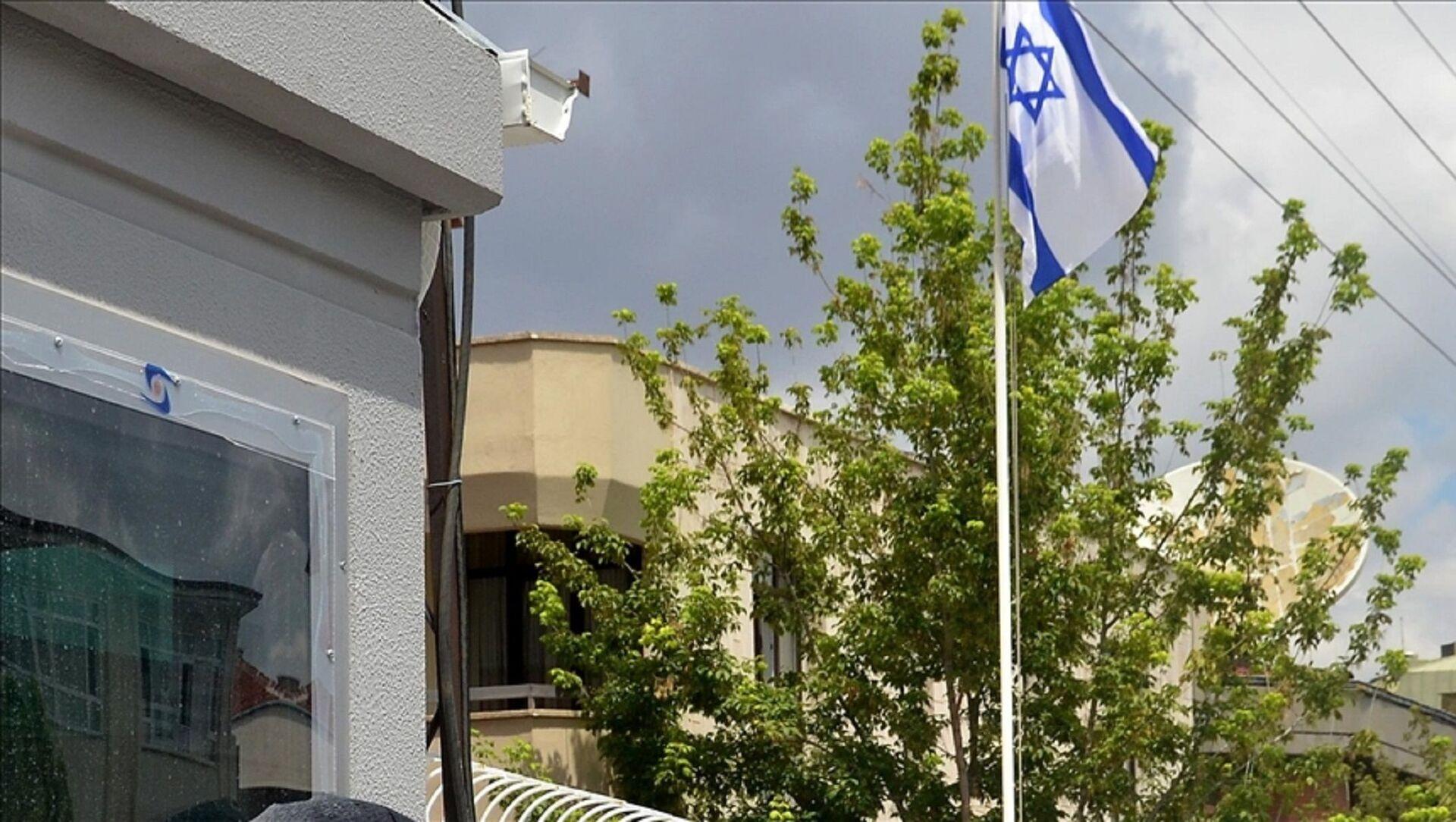 İsrail'in Ankara Büyükelçiliği - Sputnik Türkiye, 1920, 06.02.2021