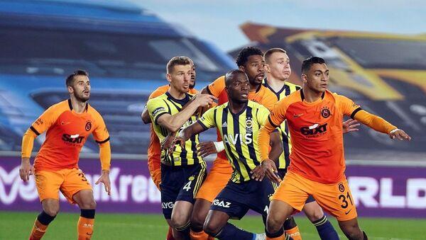 Fenerbahçe - Galatasaray - Sputnik Türkiye