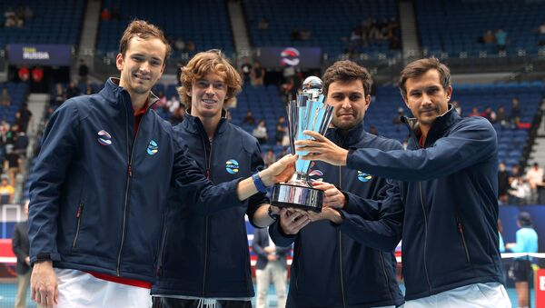 ATP kupası Rusya'nın - Sputnik Türkiye
