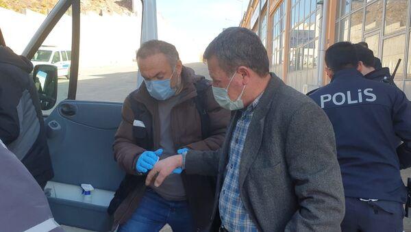 Çorum'da köpeği tüfekle vuran Mehmet K. - Sputnik Türkiye