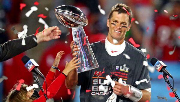 Tom Brady- Super Bowl - Sputnik Türkiye
