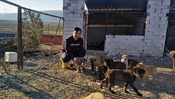 Okul Müdürü Murat Peker - Sputnik Türkiye