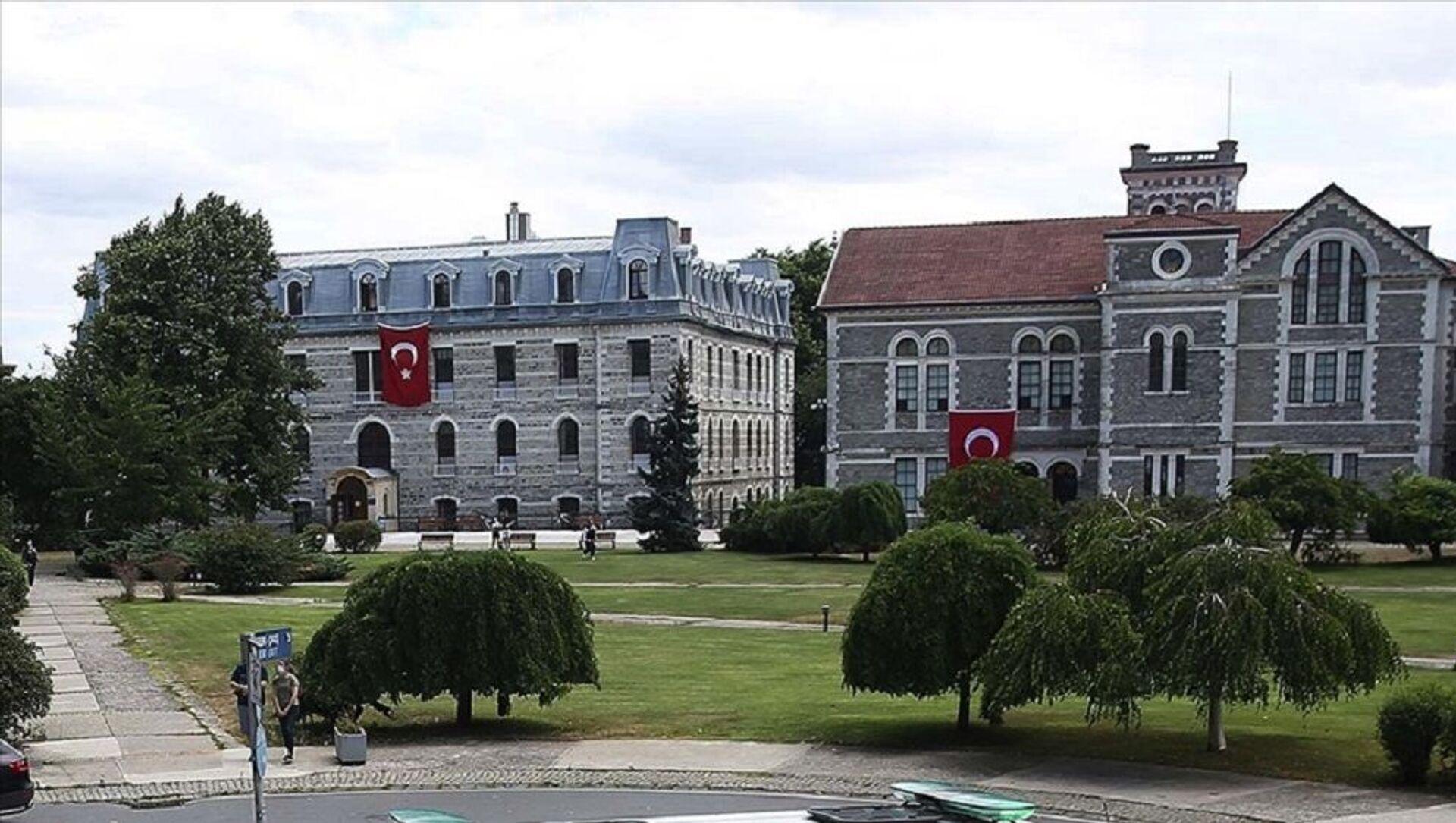 Boğaziçi Üniversitesi - Sputnik Türkiye, 1920, 16.07.2021