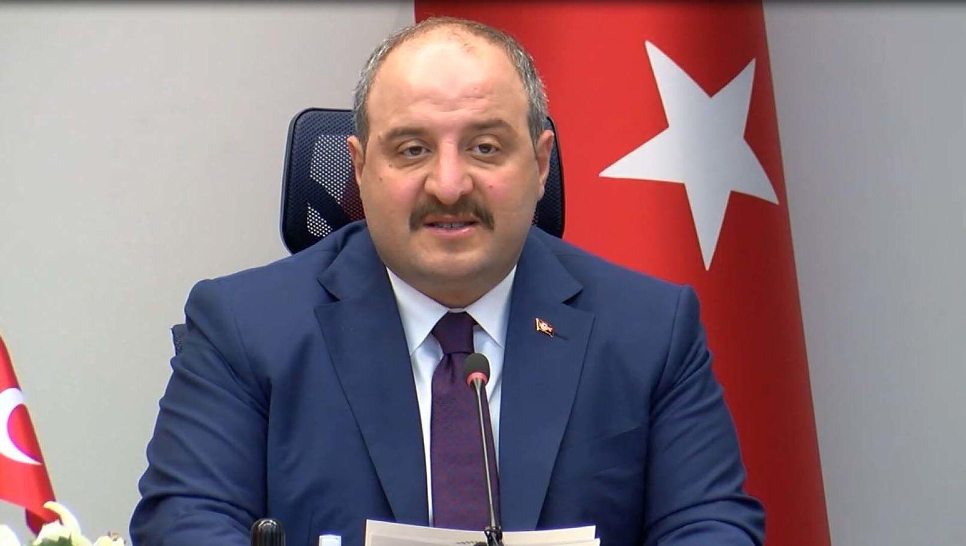 Mustafa Varank - Sputnik Türkiye, 1920, 13.04.2021