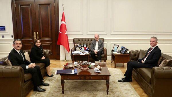 800 bin belediye personeline afetlere karşı eğitim verilecek - Sputnik Türkiye