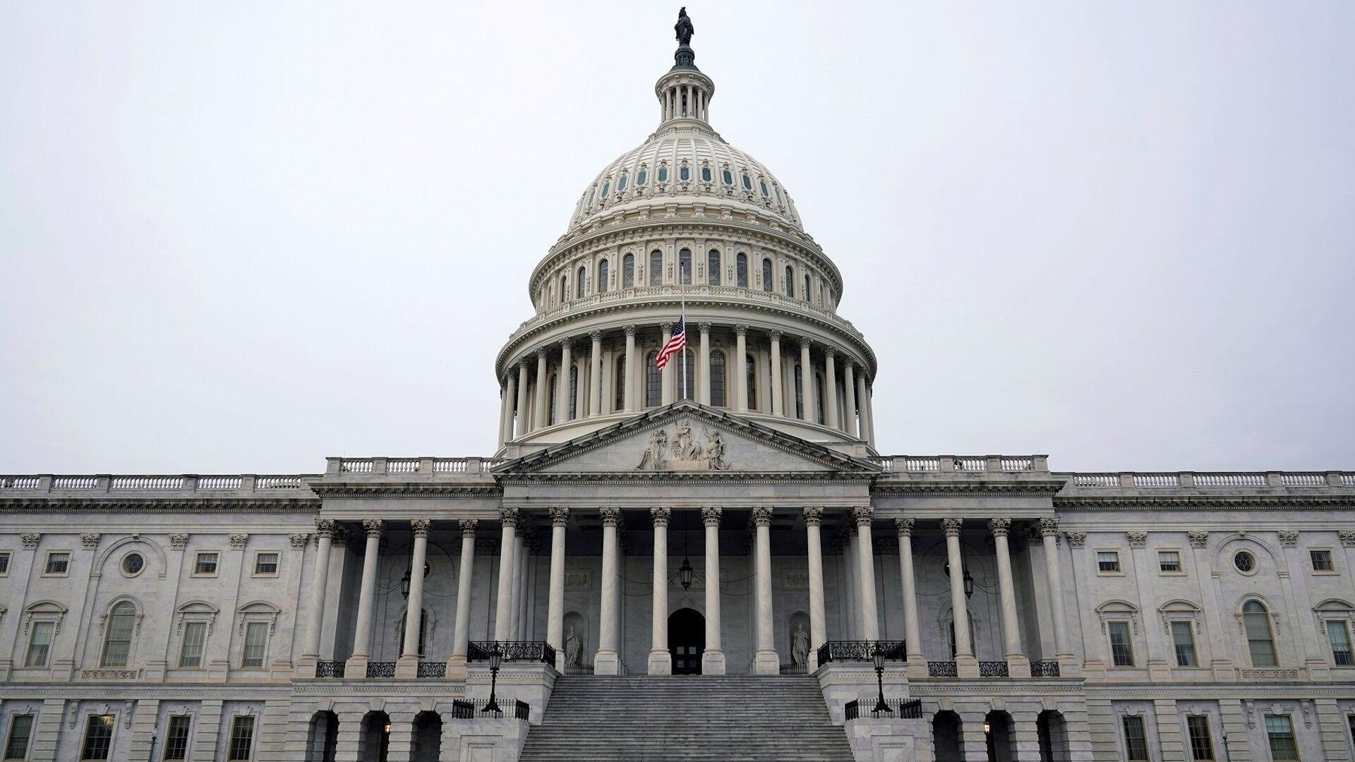 ABD Senatosu - Sputnik Türkiye, 1920, 17.09.2021