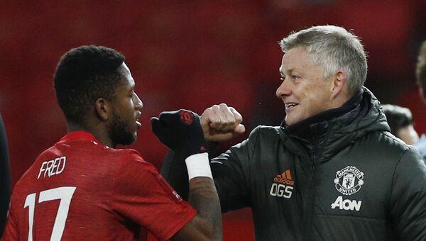 İngiltere Federasyon Kupası - Manchester United - West Ham - Sputnik Türkiye