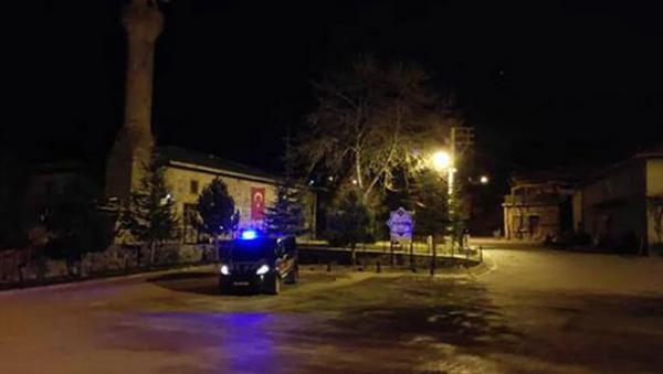 Akraba ziyaretinin ardından bütün mahalle karantinaya alındı - Sputnik Türkiye