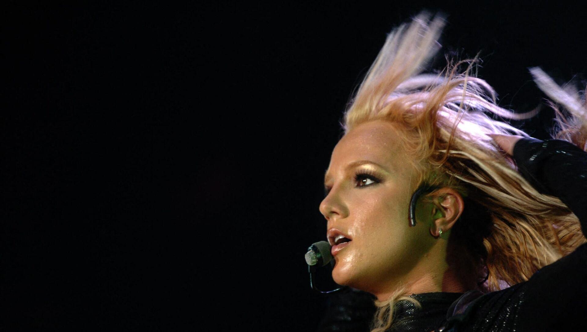 Britney Spears - Sputnik Türkiye, 1920, 10.02.2021