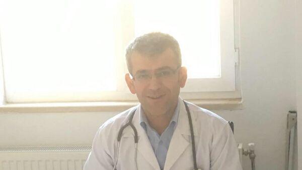 Türk Tabipler Birliği (TTB) Yüksek Onur Kurulu üyesi Dr. Şeyhmus Gökalp - Sputnik Türkiye