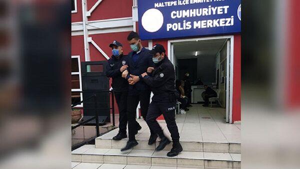 İETT otobüsü çalan şüpheli yakalandı - Sputnik Türkiye