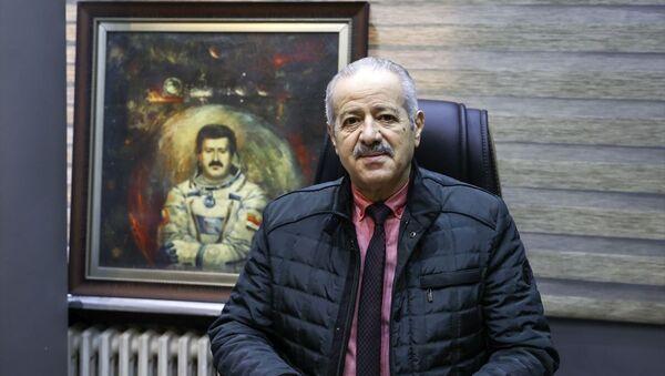 Suriye'nin ilk astronotu Muhammed Faris - Sputnik Türkiye