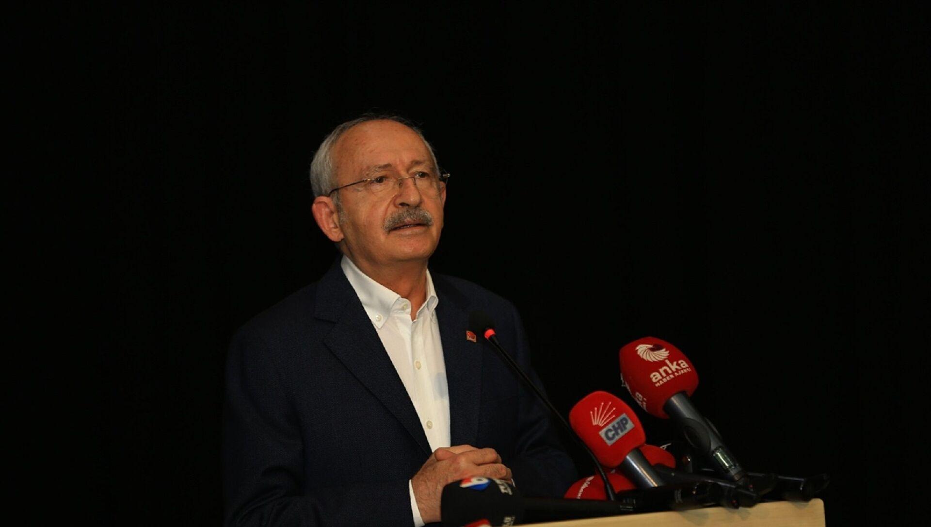 KemalKılıçdaroğlu - Sputnik Türkiye, 1920, 13.03.2021