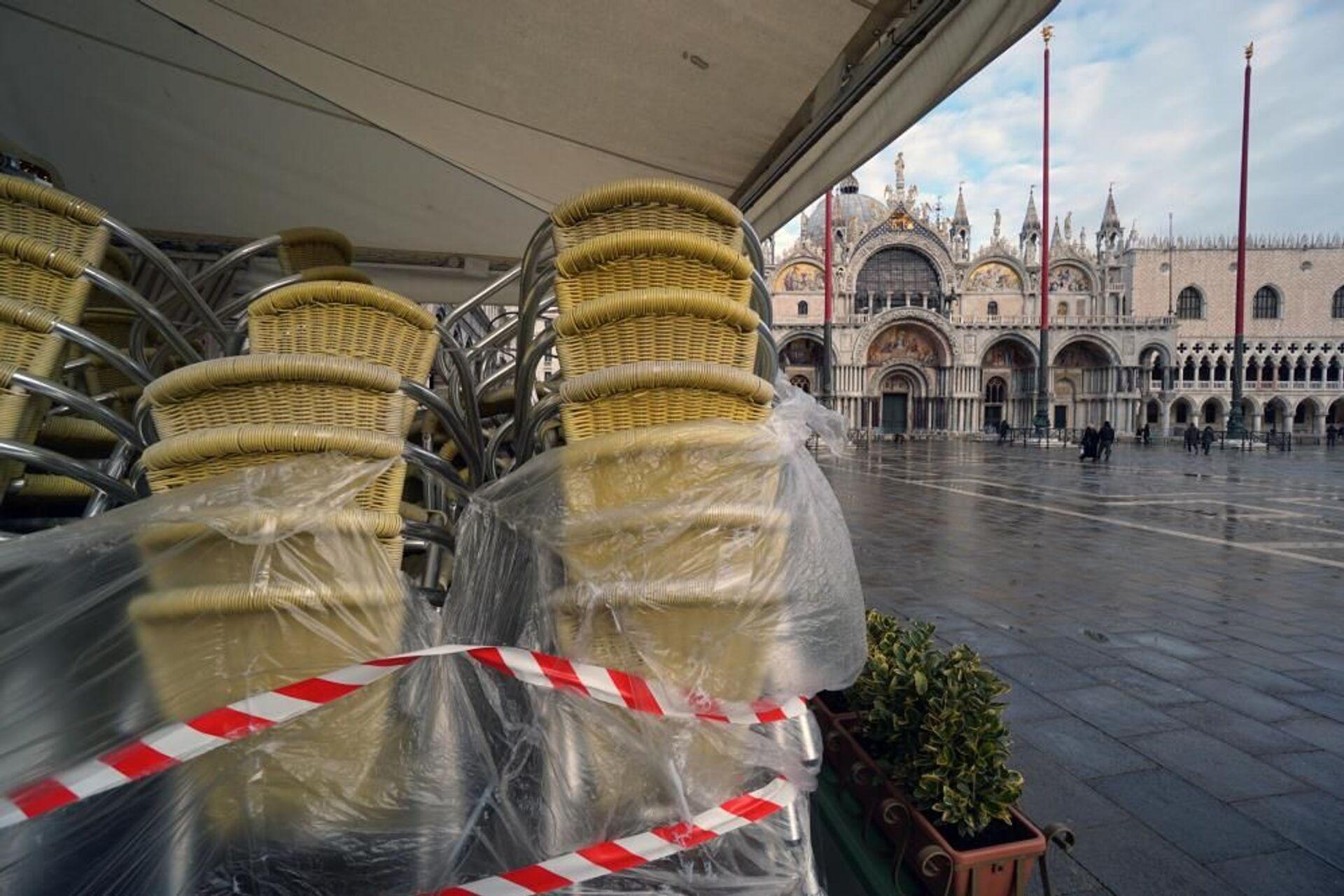 İtalya'da Venedik Karnavalı 2. kez iptal edildi - Sputnik Türkiye, 1920, 11.02.2021