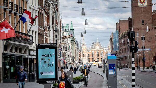 Hollanda Amsterdam - Sputnik Türkiye