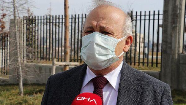 Sağlık Bakanlığı Bilim Kurulu üyesi Prof. Dr. Levent Akın - Sputnik Türkiye