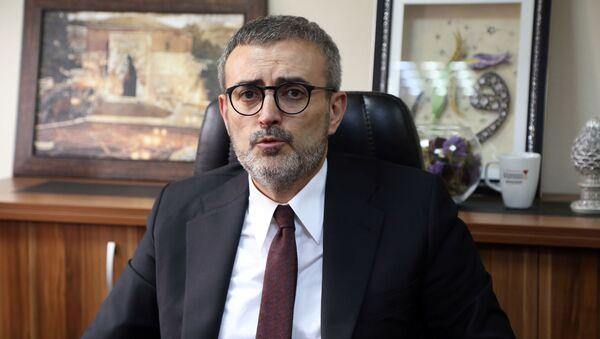 Mahir Ünal - Sputnik Türkiye