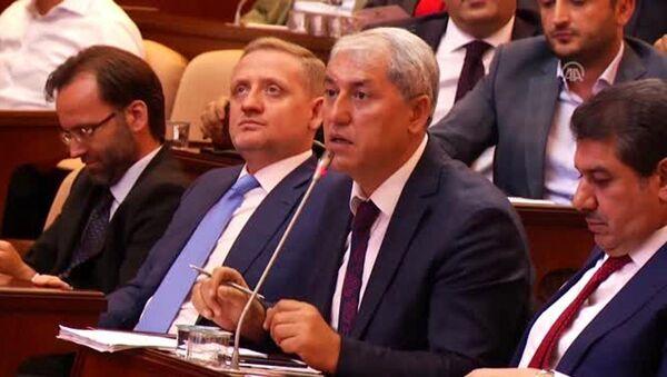 İstanbul Büyükşehir Belediye (İBB) Meclisi AK Parti Grup Sözcüsü Faruk Gökkuş - Sputnik Türkiye