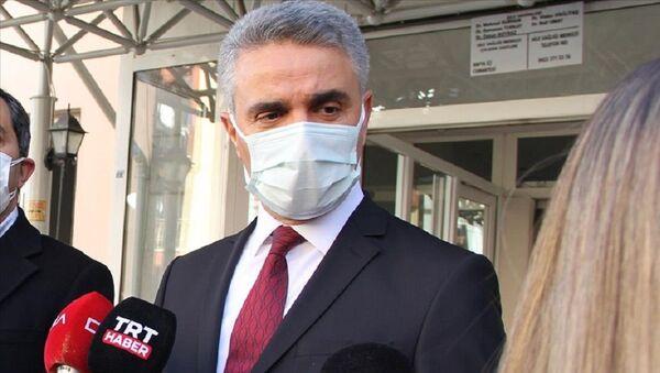 Malatya Valisi Aydın Baruş - Sputnik Türkiye