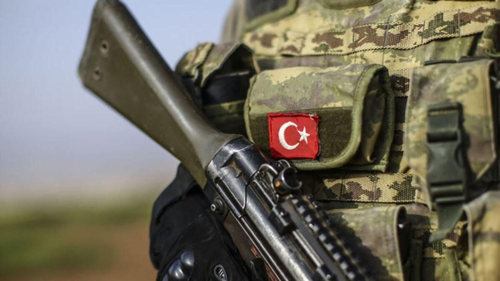 Türk askeri , TSK - Sputnik Türkiye, 1920, 25.07.2021