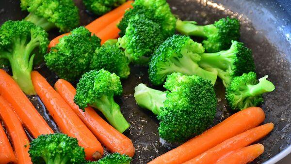 brokoli, havuç - Sputnik Türkiye