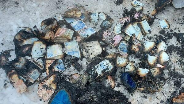 Prefabrikte yangın çıktı: 500 bin lira ve binlerce liralık altın kullanılamaz hale geldi - Sputnik Türkiye