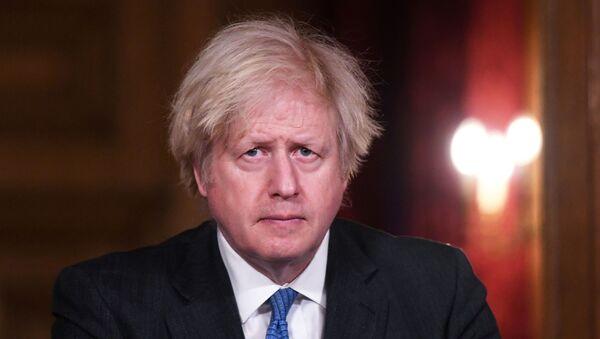 İngiltere BaşbakanıBoris Johnson - Sputnik Türkiye