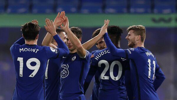 Chelsea - Newcastle United - Sputnik Türkiye