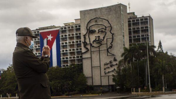 Küba, 'Soberana 2' adını verdiği kendi Kovid-19 aşısını üretecek - Sputnik Türkiye
