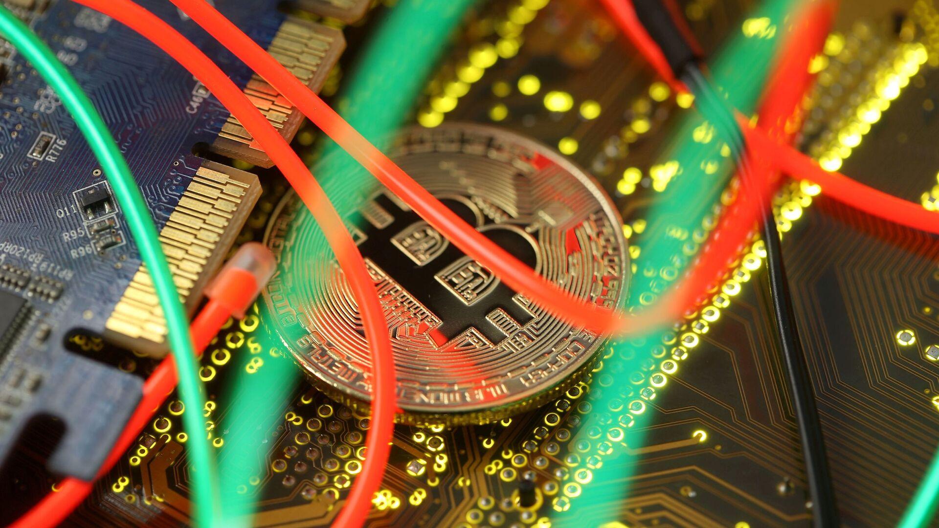 Bitcoin - Sputnik Türkiye, 1920, 30.03.2021