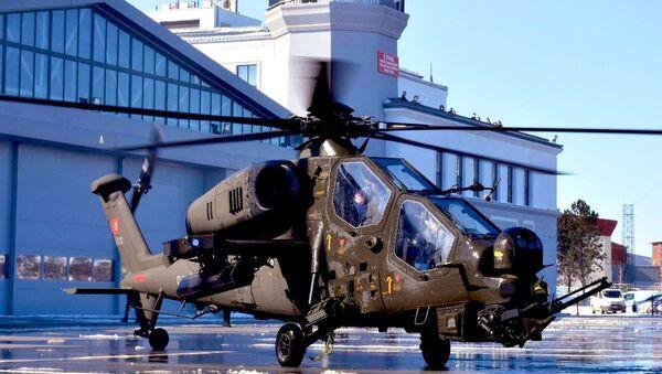 ATAK helikopteri - Sputnik Türkiye