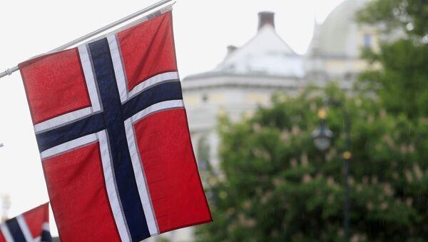 Norveç, bayrak - Sputnik Türkiye
