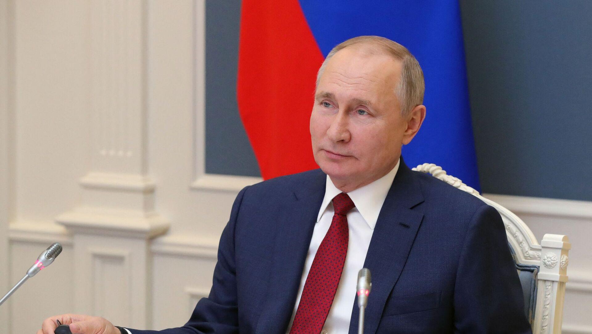 Rusya Devlet Başkanı Vladimir Putin - Sputnik Türkiye, 1920, 17.02.2021